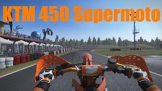 Ride 2 - KTM SXF 450 2015 Supermoto - Setup and Showcase