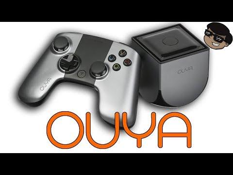 OUYA - Una de las decepciones más grandes de Kickstarter