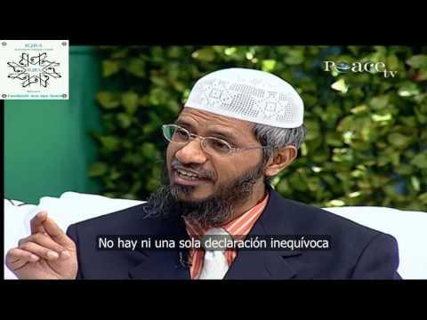Dr. Zakir Naik - ¿Cómo se puede evidenciar Tawheed, Unicidad de Al·lah, a una persona cristiana