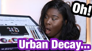 FOR ALL SKIN TONES ???  | URBAN DECAY BORN TO RUN EYESHADOW PALETTE