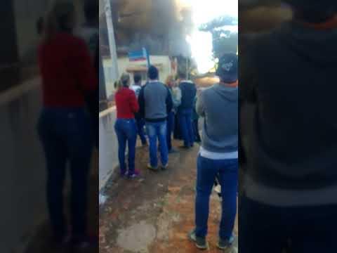 Incêndio em Arealva 2