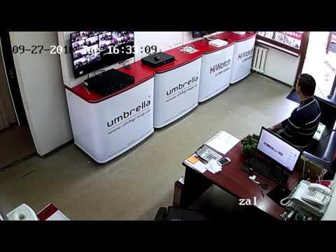 Беспроводная камера видеонаблюдения HiWatch DS I114W