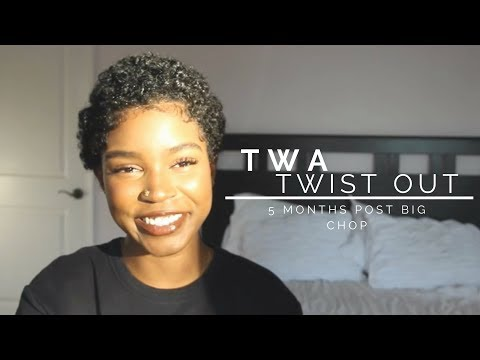 Download Two Strand Twist Out Short Natural Hair Twa Mp3 Indonetijen