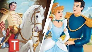 10 Dark Secrets About Disney Princess Love Interests