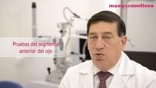 ¿Por qué son importantes las pruebas preoperatorias en la cirugía refractiva? - Dr. Pedro Tañá