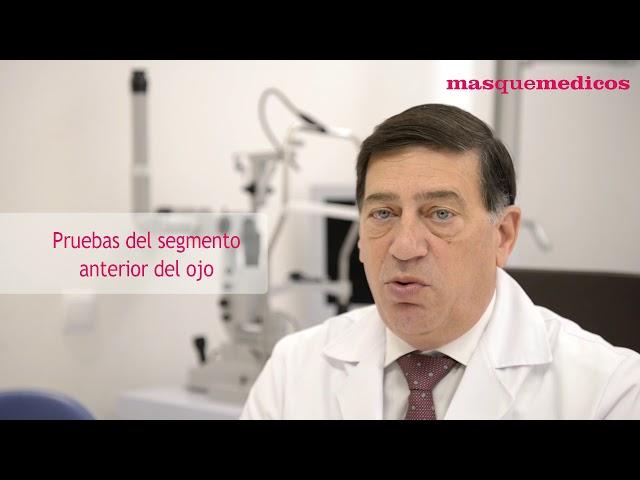 ¿Por qué son importantes las pruebas preoperatorias en la cirugía refractiva? - Dr. Pedro Tañá - Oftalvist