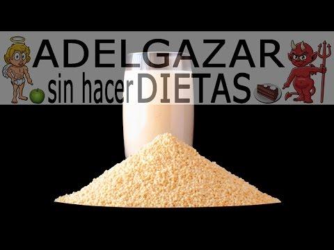 Los productos de soja y el adelgazamiento