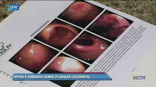 Conversando sobre Câncer: mitos e verdades sobre o câncer colorretal