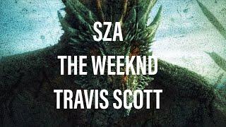 SZA, The Weeknd, Travis Scott   Power Is Power (Game Of Thrones Video)