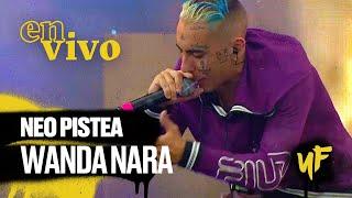 Wanda Nara - Neo Pistéa (Video)