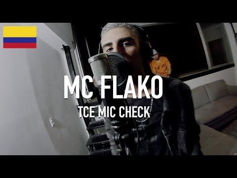 MC Flako - Untitled ( Prod. By @JasonCrow ) [ TCE Mic Check ]