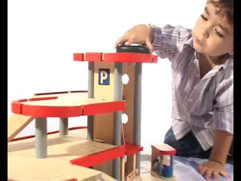 Plan Toys Garage : Plan toys parkhaus ab u ac günstig im preisvergleich kaufen
