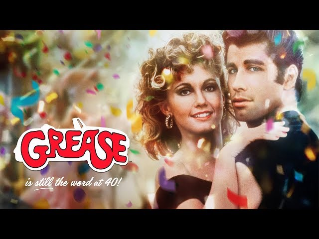 GREASE (SATURDAY JULY 4) Trailer