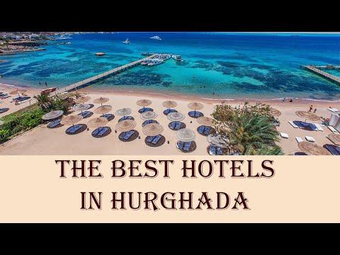 The Best Hotels in Hurghada, Egypt