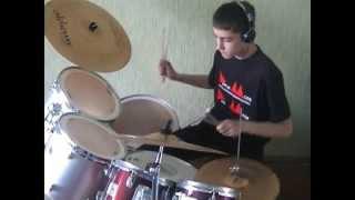 Depeche Mode - Goodbye (Drum cover by zHENKOVSKI)