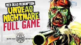 Red Dead Redemption: Undead Nightmare - Full Game Walkthrough in 4K [Xbox One X Enhanced]