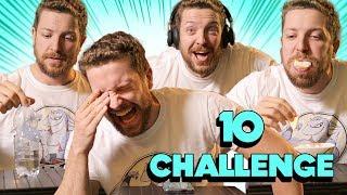 10 ANNI di CHALLENGE in una volta sola
