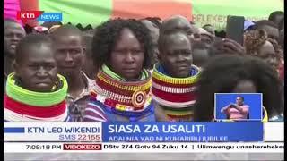 Ruto awakemea wanasiasa wasaliti huku viongozi wa Turkana wakidai kumuunga mkono 2022