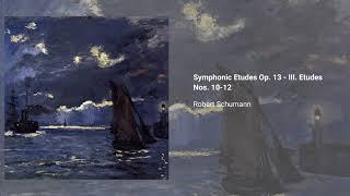 Symphonic Etudes, Op. 13