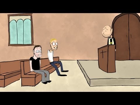 Karl Pilkington: The Bible (part 1)