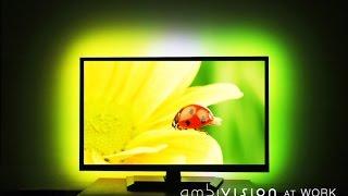 Dream Screen Review - Ambilight Alternative HDMI - Самые