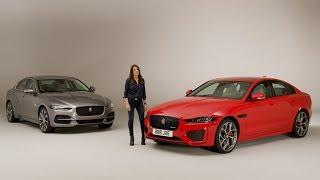 [오피셜] New Jaguar XE | Unwrapped with Ginny Buckley