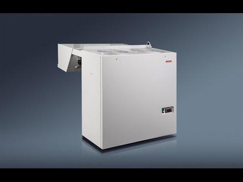 Ремонт низкотемпературного моноблока АРИАДА ALS-220.
