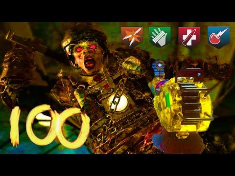 Call of Duty Black Ops Walkthrough - BLACK OPS 3 ZOMBIES
