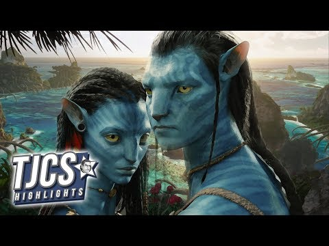 Avatar 2 Concept Art Gives Beautiful New Look At Pandora