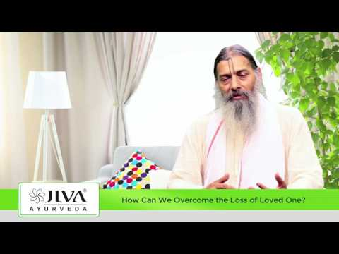 How To Overcome the Loss of Loved One? | Dr. Satyanarayana Dasa Ji-Jiva Vedic Psychology