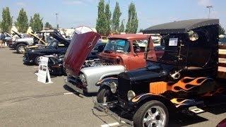 2nd Annual Car Show 4 Kids 7-19-14 Auburn, WA