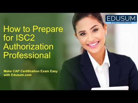Latest Questions and Exam Guide for ISC2 CAP Certification | CAP ...