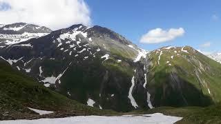 Willkommen im Wallis- mit den süßen Schäfchen über den Furkapass