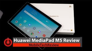 Huawei MediaPad M5 10 Review - Premium Android Tablet for a Nice Price