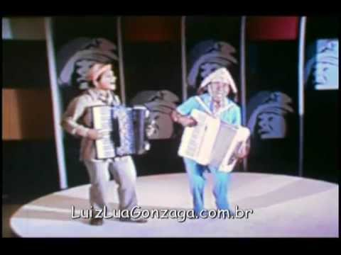 Luiz Gonzaga e Dominguinhos - Vídeo raro e Emocionante - Luiz Gonzaga