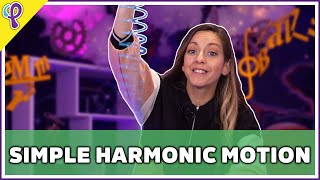 Simple Harmonic Motion - Physics 101 / AP Physics 1 Review with Dianna Cowern