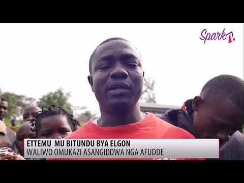 Abantu 170 bebattibwa mu bitundu bya Elgon omwaka oguwedde