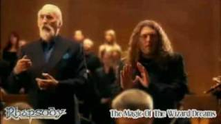 Rhapsody Of Fire, Christopher Lee - The Magic Of The Wizard's Dream