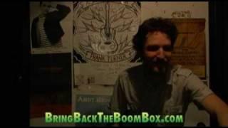 Frank Turner - BBTBB Interview - Part 1 of 3