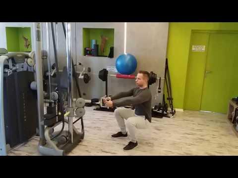 Ćwiczenia na mięśnie pachwiny