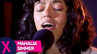 Mahalia   Simmer (Live) | The Norte Show Live Sessions | Capital XTRA