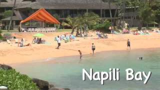 preview picture of video 'Napili Bay Virtual Maui Guide'