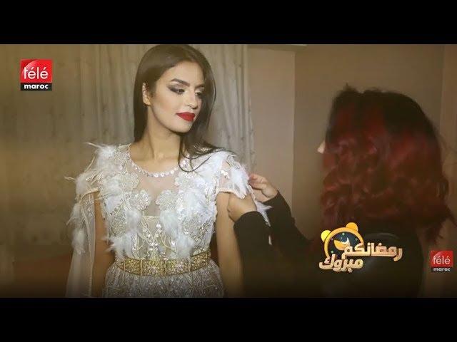 312cd6ba018cb مريم خشابي تكشف كيف دخلت عالم تصميم الأزياء - تيلي ماروك