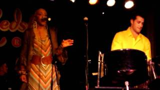 """Steamer""  John Patti with Nadirah Shakoor, and the Terry Hanson Ensemble"