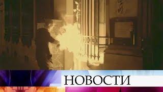 Художнику Петру Павленскому парижская прокуратура предъявила обвинения вподжоге Банка Франции.