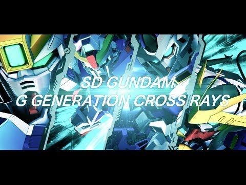 《SD高達G世代:火線縱橫》遊戲宣傳片