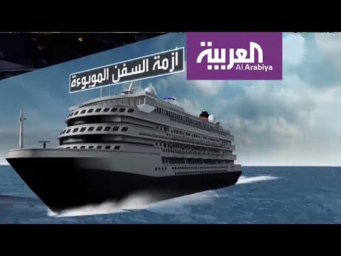 العرب اليوم - شاهد: أزمة سفن الـ