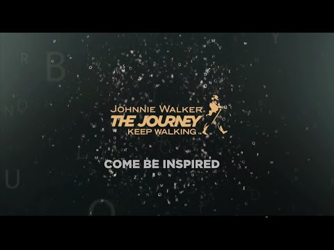 """Johnnie Walker """"The Journey 2014"""""""