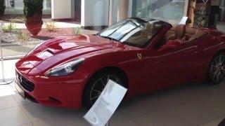 Купить авто из Германии с VSV GmbH: Ferrari California 30 рестайлинг
