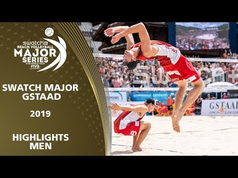 Here comes the BOOM BOOM BOOM   5* Gstaad (SUI) - 2019 FIVB Beach Volleyball World Tour